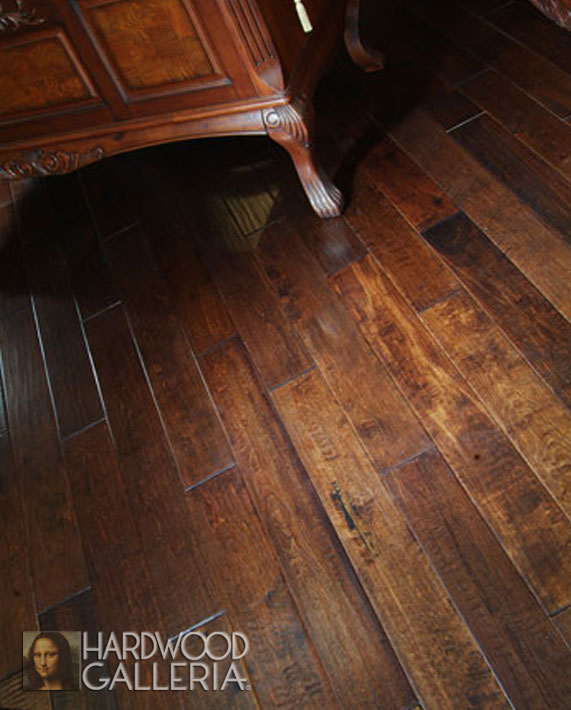 Alston Hardwood Covington Collection Room Scene