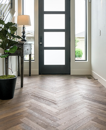 Provenza Floors Herringbone Reserve Hardwood Collection